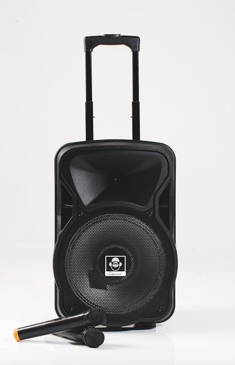 iDance Groove 420 trolley speaker