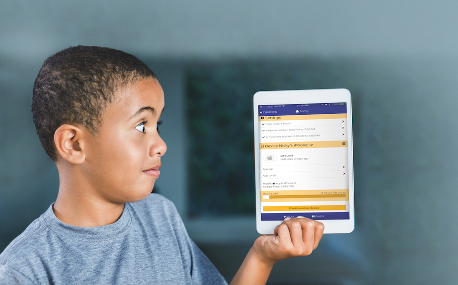 Draw the line: How tech can help you control your child's screen time