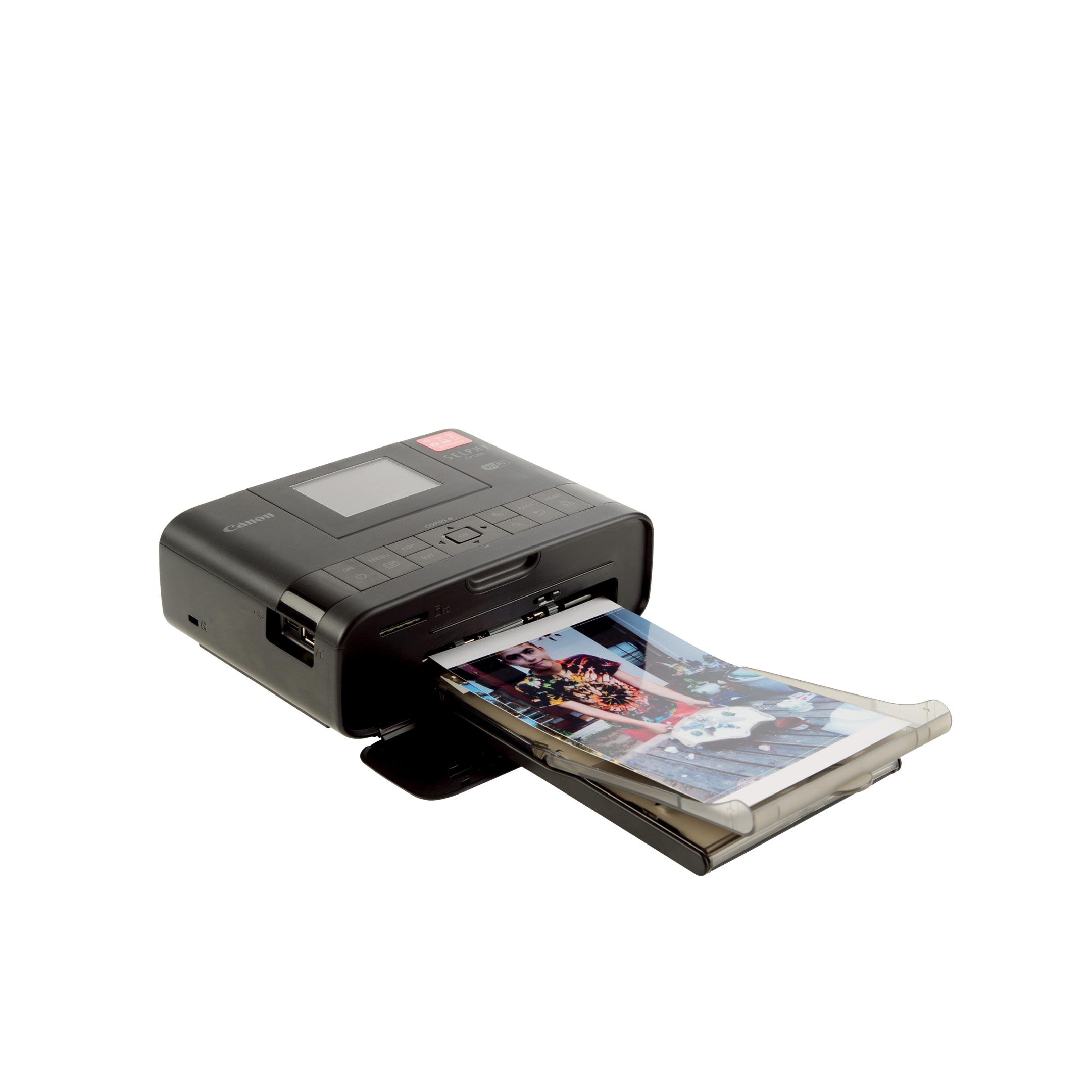 Canon Selphy CP1200 portable printer