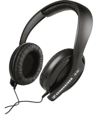 Sennheiser HD 202 II headphones review