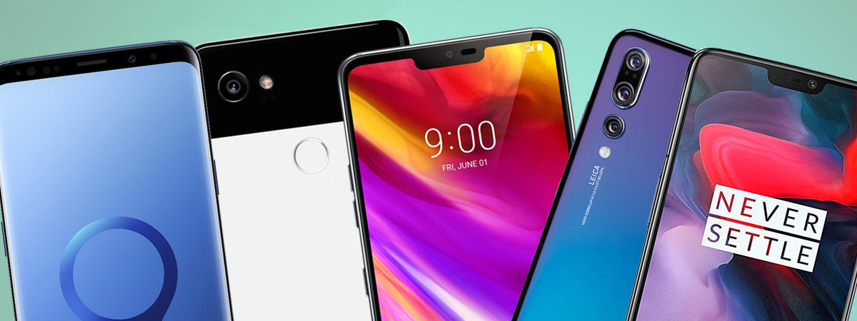 Top 5 Phones in South Africa
