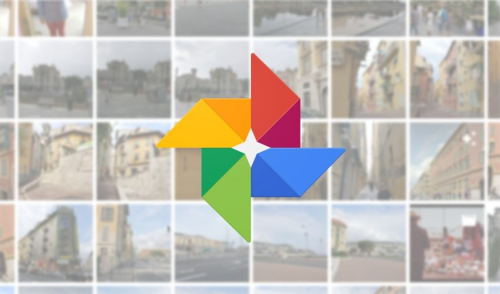 Wifi-only Google Photos backup