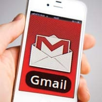Managing multiple Gmail accounts