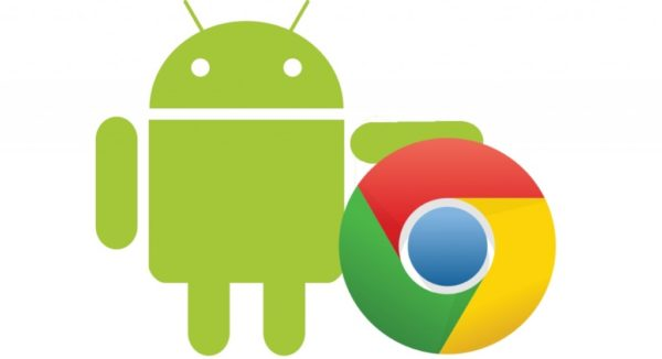 Web page shortcut for Android
