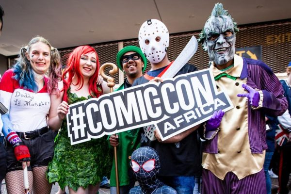 UPDATED- Best of Comic Con Africa 2019