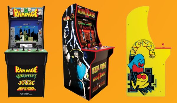Arcade 1Up Streetfighter II cabinet