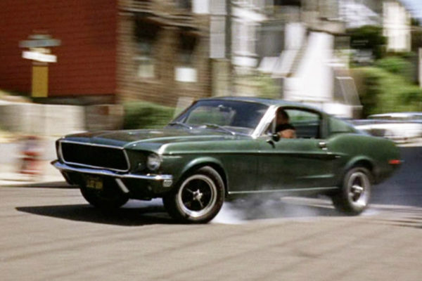 Charge Automotive Ford Mustang