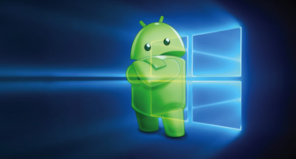 Android on Windows