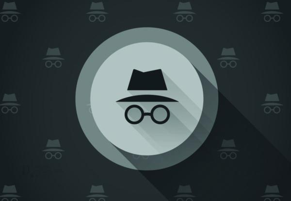 Go Incognito in Chrome